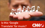 Is this Google Translate for Music? - ScoreCloud on CNN
