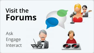 Visit Forums